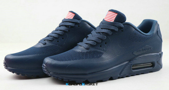 Kungfubasket AIR MAX 90 HYP 'USA PACK' [M. 2] K103