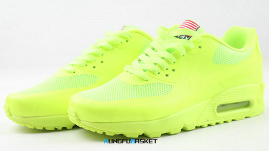 Kungfubasket AIR MAX 90 HYP 'USA PACK' [X. 3] K109
