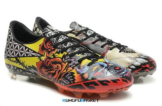 Kungfubasket 0089 - F50 Adizero Tattoo Love Hate