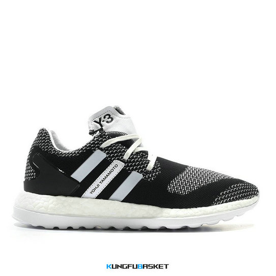 Kungfubasket 0327 - Y 3 PURE BOOST ZG KNIT [R. 1]
