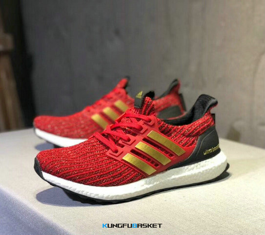 Kungfubasket 0510 - Ultra Boost x Game of Thrones - [Rouge]