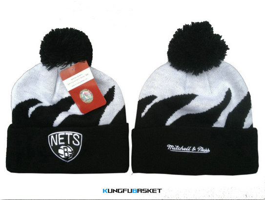 Kungfubasket 0677 - Bonnet Brooklyn Nets