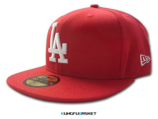 Kungfubasket 0751 - Casquette Los Angeles Dodgers