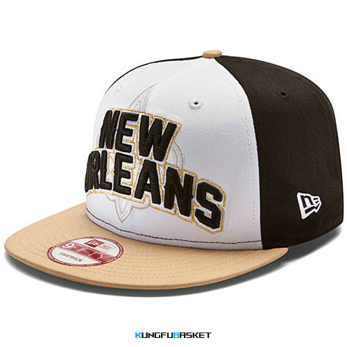 Kungfubasket 0793 - Casquette New Orleans Saints