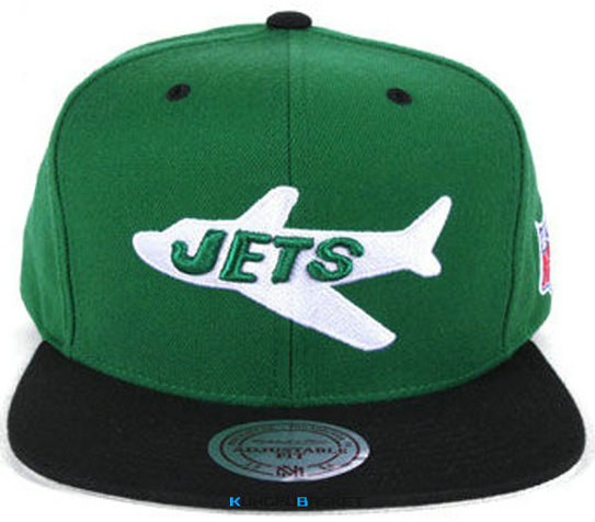 Kungfubasket 0795 - Casquette New York Jets