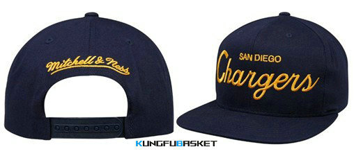 Kungfubasket 0815 - Casquette San Diego Chargers