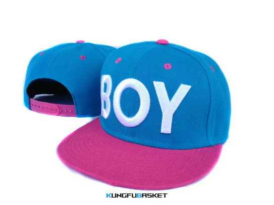 Kungfubasket 0831 - CASQUETTES BOY LONDON [Ref. 01]