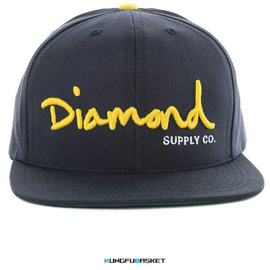 Kungfubasket 0852 - Casquette DIAMONDS CO. [Ref. 13]