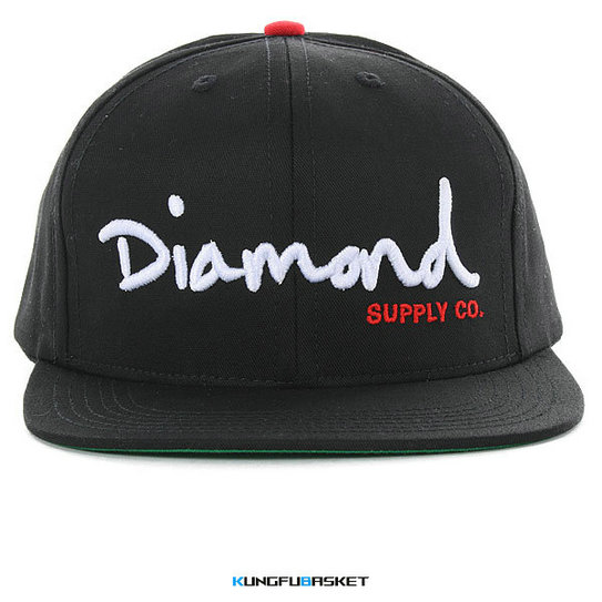 Kungfubasket 0855 - Casquette DIAMONDS CO. [Ref. 16]