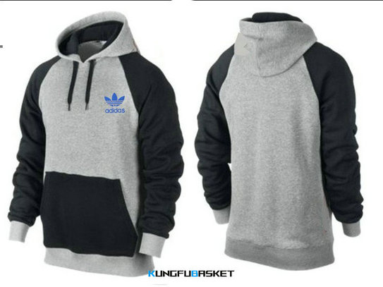 Kungfubasket 1169 - SWEAT SHIRT CAPUCHE ADIDAS