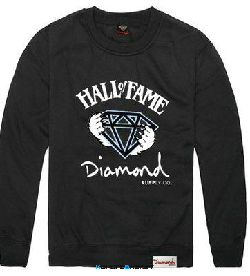 Kungfubasket 1220 - Sweatshirt Diamond Supply Co - Hall