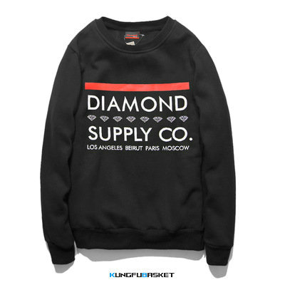 Kungfubasket 1221 - Sweatshirt Diamond Supply Co [R. 1]