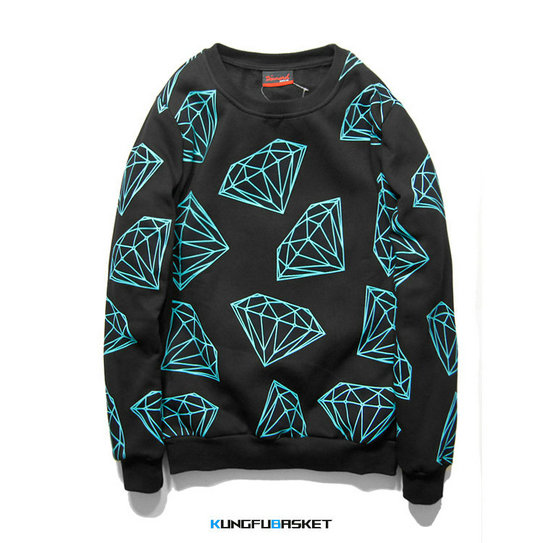 Kungfubasket 1222 - Sweatshirt Diamond Supply Co [R. 2]