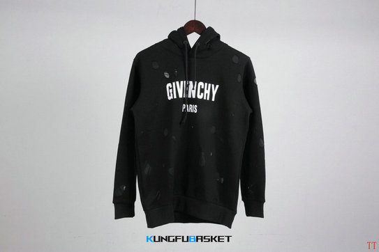 Kungfubasket 1247 - Sweat Capuche Givenchy [M. 1]