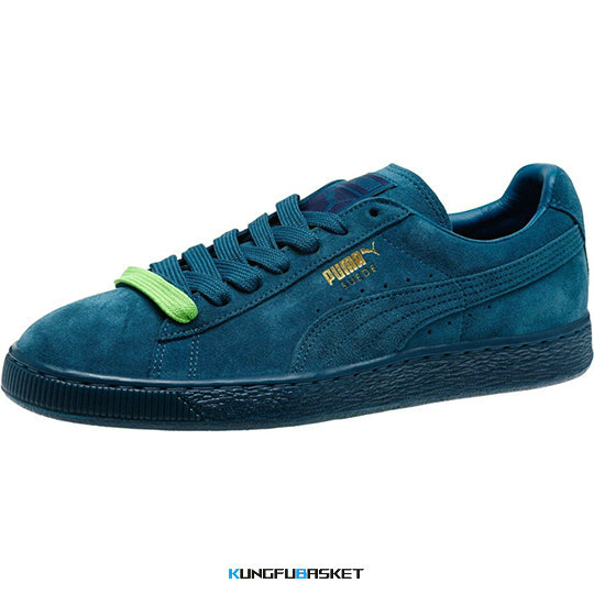 Kungfubasket 1534 - SUEDE CLASSIC MONO ICED [H. 4]