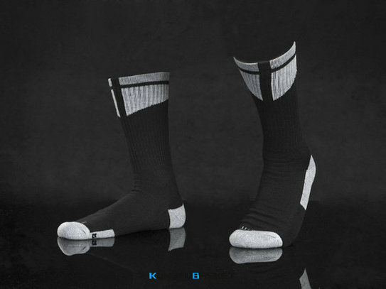 Kungfubasket 1638 - Calcetines Air Jordan Dri-FIT Crew F