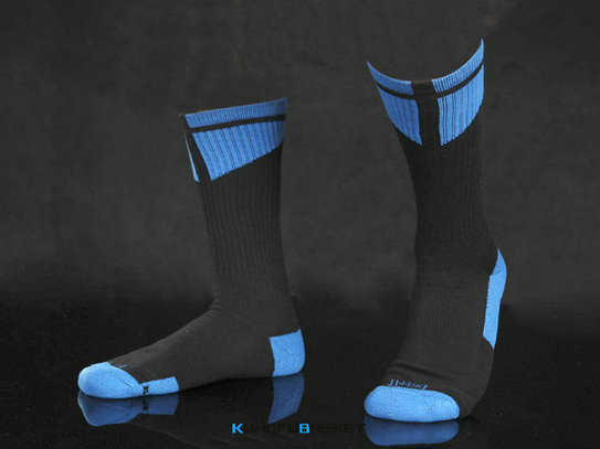 Kungfubasket 1640 - Calcetines Air Jordan Dri-FIT Crew H