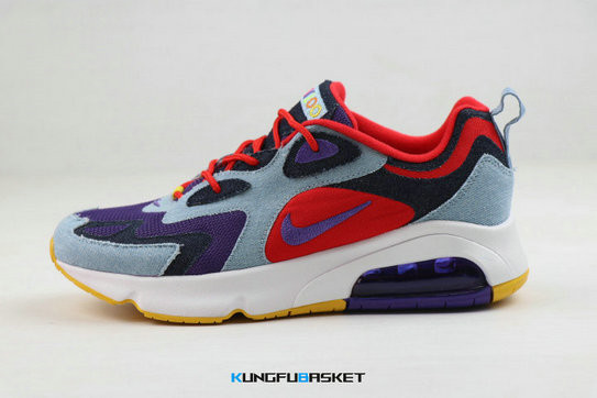 Kungfubasket 2033 - Air Max 200 [X. 1]