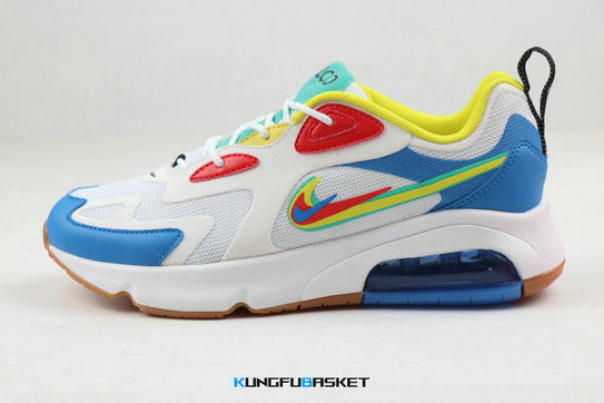 Kungfubasket 2034 - Air Max 200 [X. 2]
