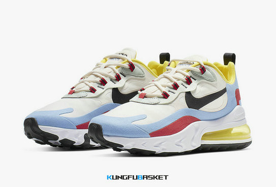 Kungfubasket 2208 - Air Max 270 React [M. 10]