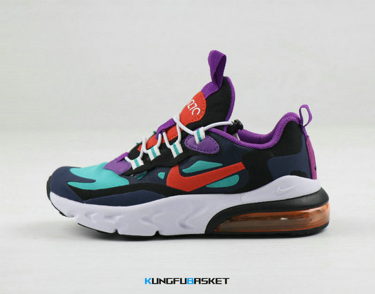 Kungfubasket 2211 - Air Max 270 React [M. 10]