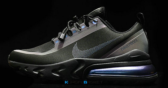 Kungfubasket 2225 - Air Max 270 React [M. 23]