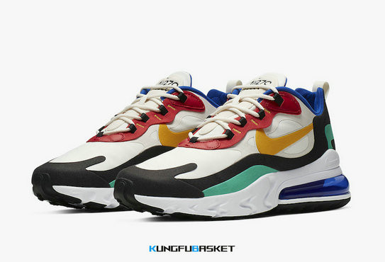 Kungfubasket 2239 - Air Max 270 React [M. 6]