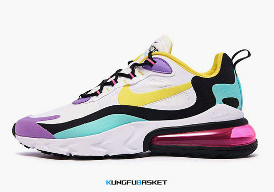 Kungfubasket 2241 - Air Max 270 React [M. 8]