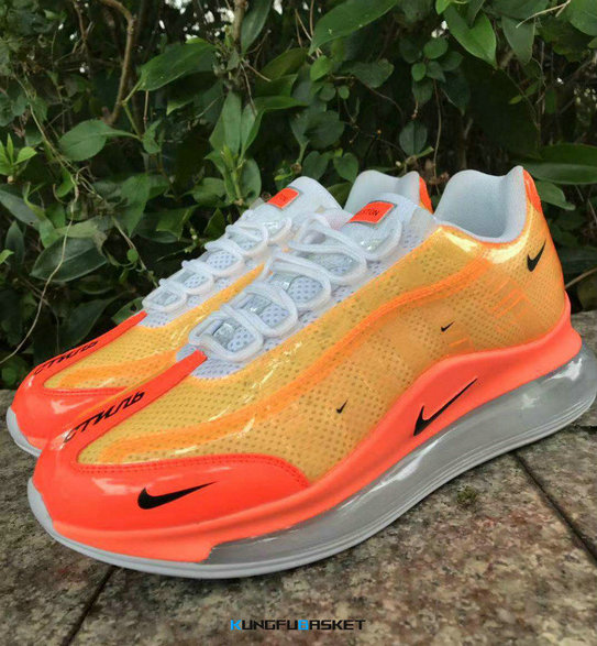 Kungfubasket 2273 - Air Max 720/95 Heron Preston By You [X. 1]