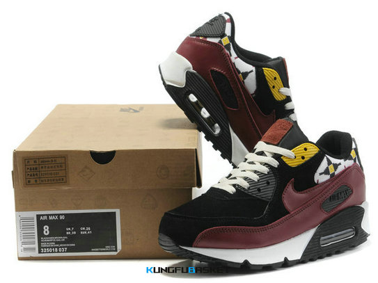 Kungfubasket 2297 - AIR MAX 90 36-46[Ref. 02]