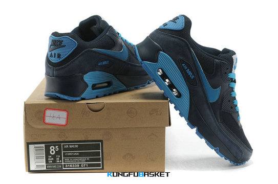 Kungfubasket 2312 - AIR MAX 90 41-46[Ref. 09]