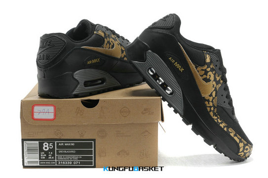 Kungfubasket 2318 - AIR MAX 90 [Ref. 15]