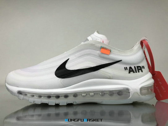 Kungfubasket 2570 - Air Max 97 Off-Blanc