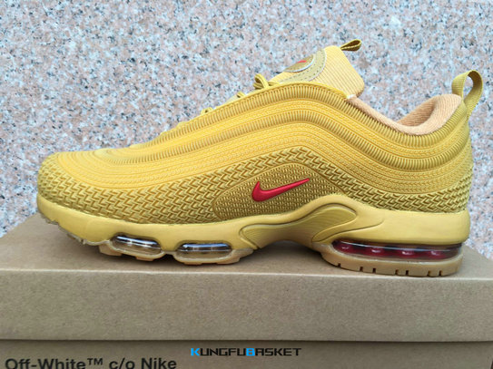 Kungfubasket 2579 - Air Max 97 x Plus TN