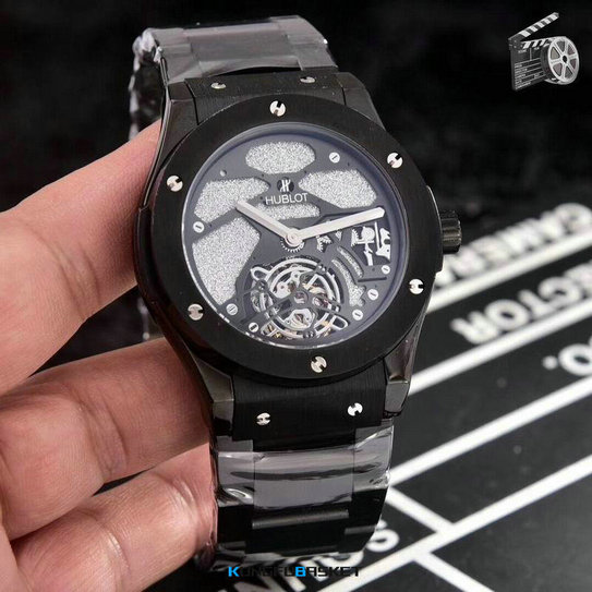 Kungfubasket 2811 - Watch Hublot Man [M. 1]