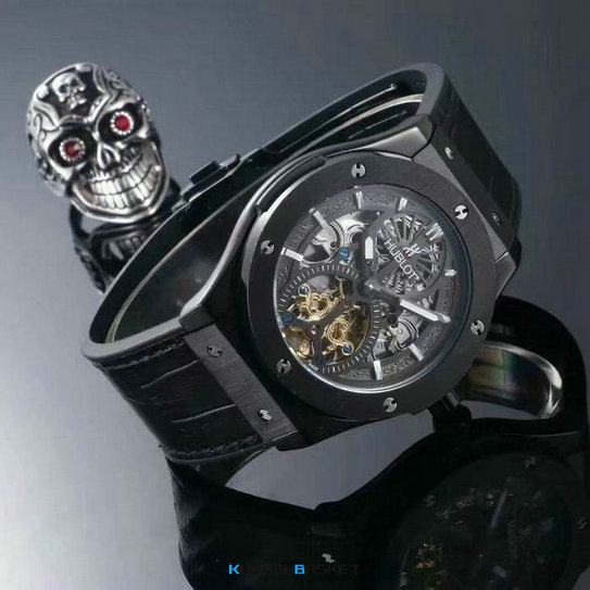 Kungfubasket 2812 - Watch Hublot Man [M. 2]