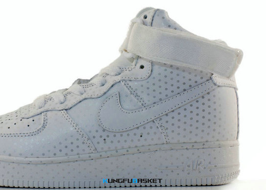 Kungfubasket 3192 - AIR FORCE 1 High 36-40[Ref. 09]