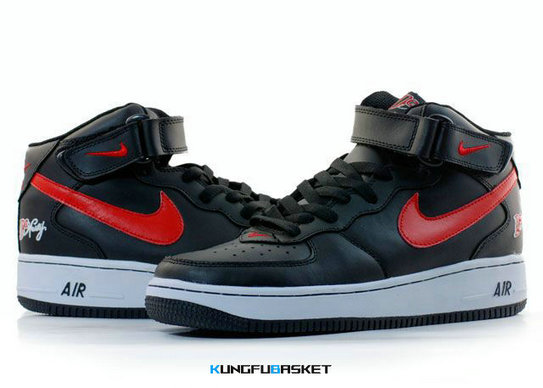 Kungfubasket 3195 - AIR FORCE 1 High 40-47[Ref. 11]