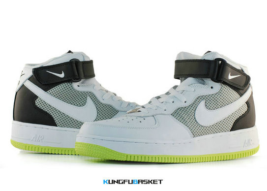 Kungfubasket 3197 - AIR FORCE 1 High 40-47[Ref. 13]