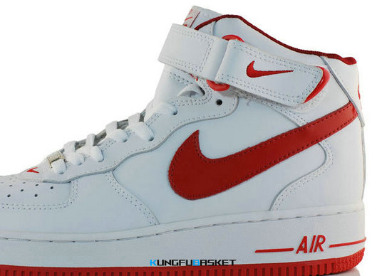 Kungfubasket 3203 - AIR FORCE 1 High 40-47[Ref. 03]