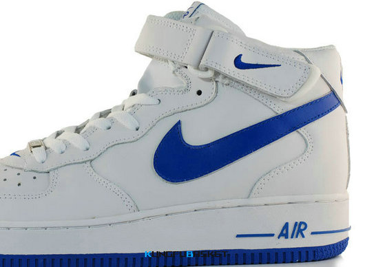 Kungfubasket 3205 - AIR FORCE 1 High 40-47[Ref. 05]