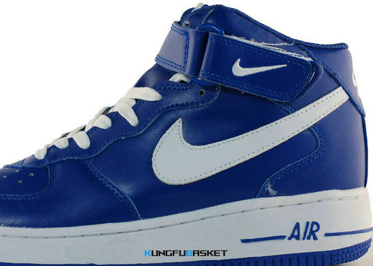 Kungfubasket 3208 - AIR FORCE 1 High 40-47[Ref. 08]