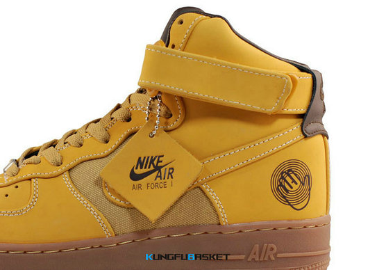 Kungfubasket 3209 - AIR FORCE 1 High 40-47[Ref. 09]