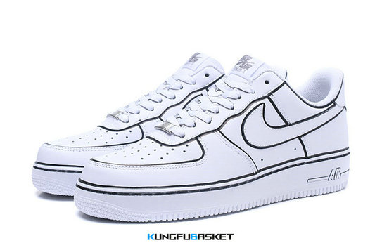 Kungfubasket 3242 - Air Force 1 Low Vandal InspiRouge