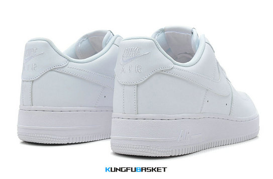 Kungfubasket 3284 - AIR FORCE 1 Low - Blanc