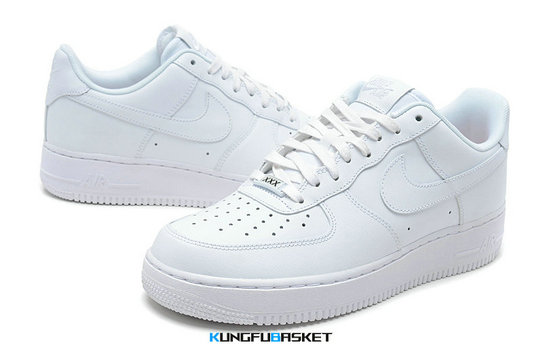 Kungfubasket 3285 - Air Force 1 Low 'Blanc'