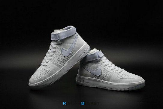 Kungfubasket 3293 - Air Force 1 Flyknit [H. 1]