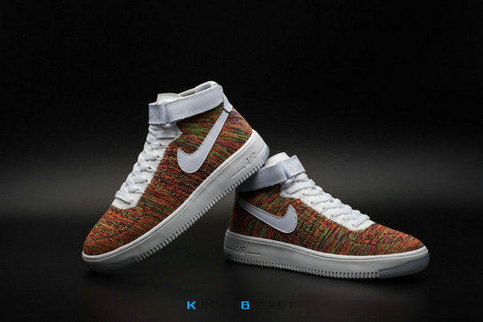 Kungfubasket 3297 - Air Force 1 Flyknit [H. 5]