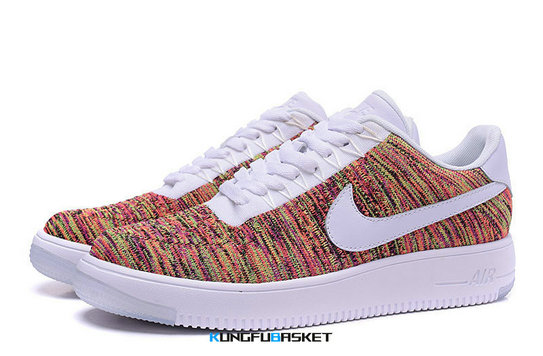 Kungfubasket 3303 - Air Force 1 Flyknit [L. 5]