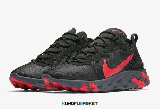 Kungfubasket 3471 - Nike React Element 55 [M. 3]